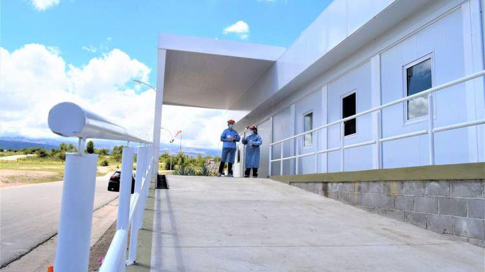 Intensificación de testeos valuntarios en Traslasierra