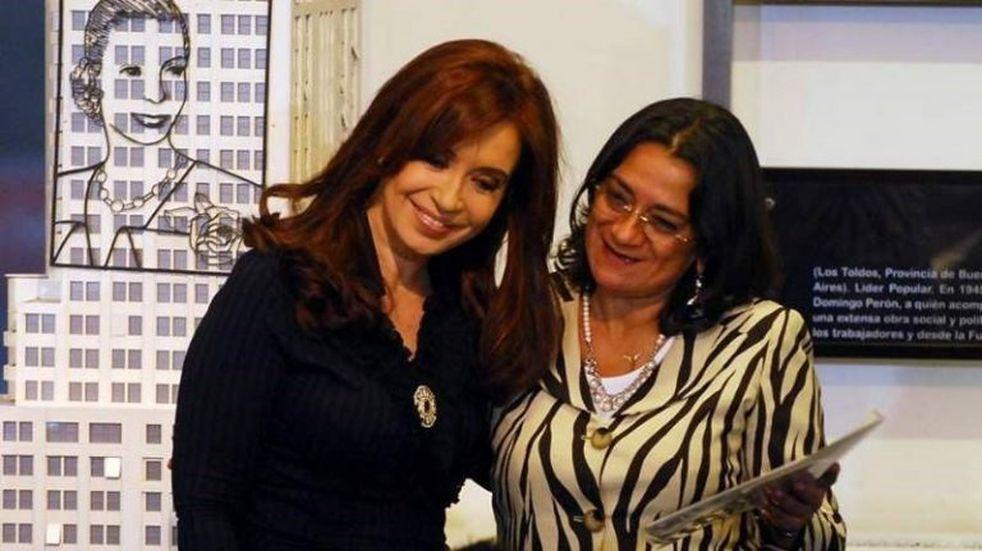 La Cámpora Catamarca manifestó su apoyo a la gestión de Lucía Corpacci