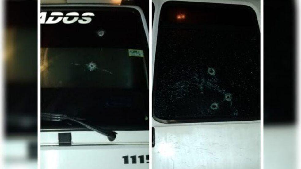 Robaron más de 1 millón de pesos en un violento asalto a un camionero en San Vicente