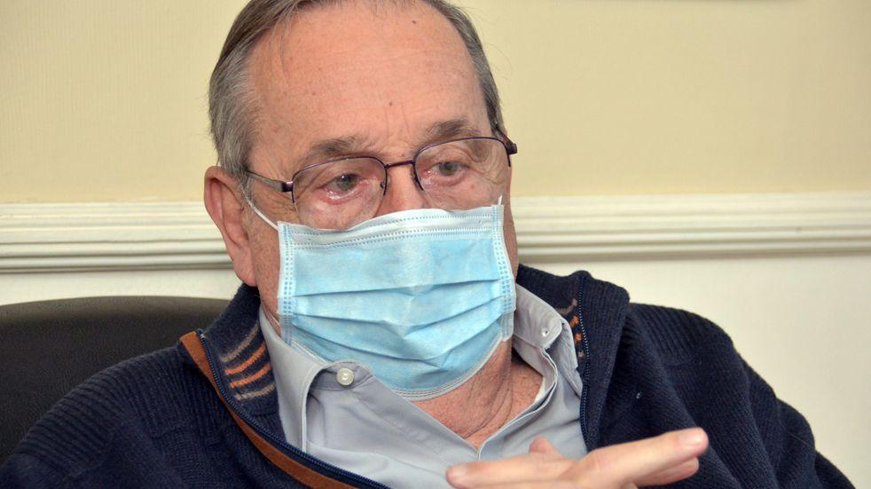 """Miguel Lunghi sobre el pedido de los trabajadores de salud: """"La reducción horaria es imposible"""""""