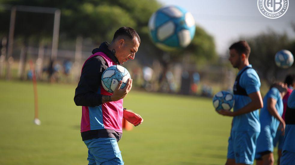 Belgrano viaja para el partido con Chaca, con Wilfredo Olivera en la lista