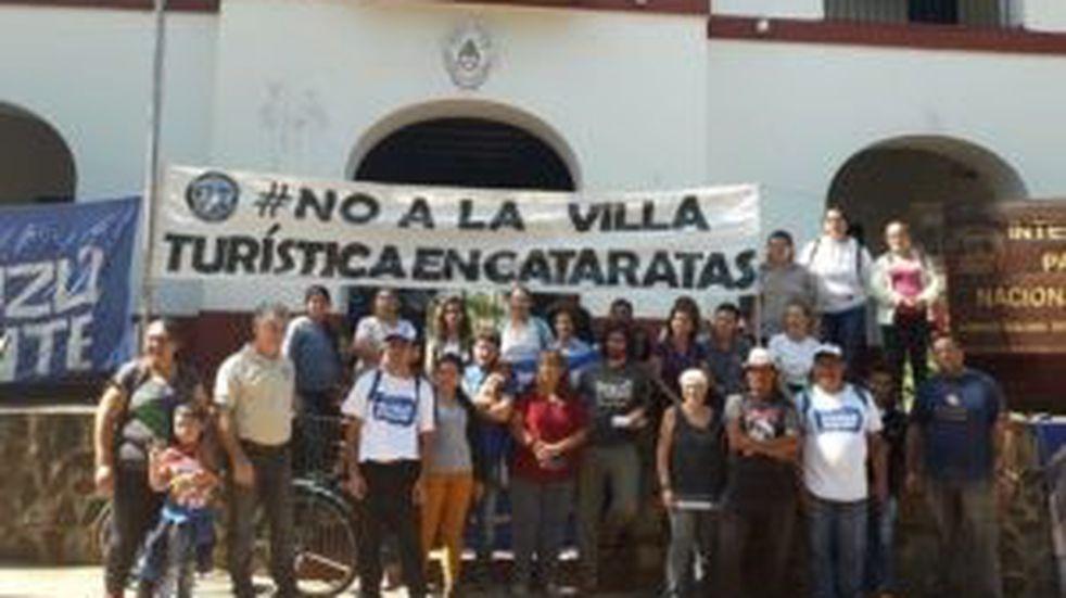 Nación suspende la inversión privada en el Parque Iguazú