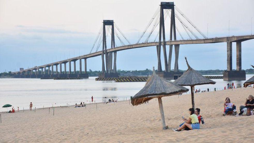 La temperada de playas inició desde este domingo en la Capital provincial