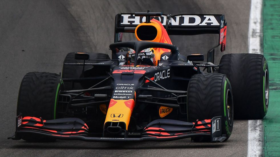 F1: Verstappen dominó una vibrante carrera en Imola