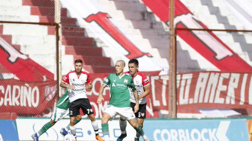 Instituto empató con Ferro en Alta Córdoba y siguen sin ganar en el campeonato.