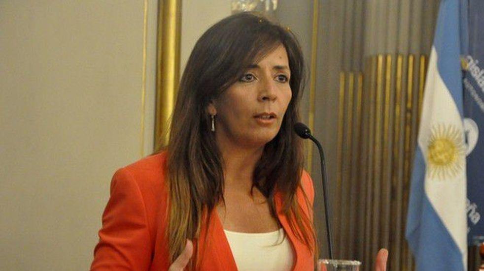 Gabriela Cerruti.