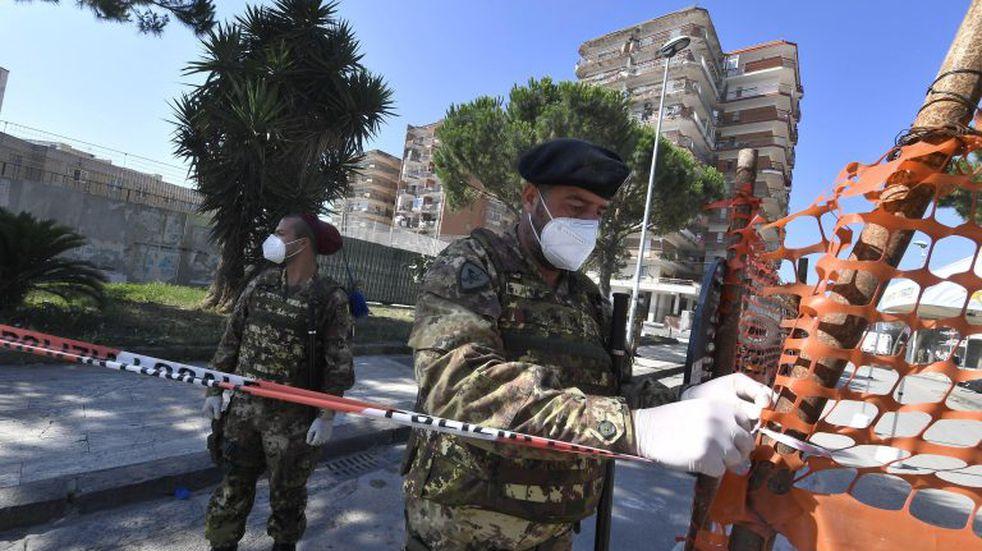 Coronavirus en Italia: dos rebrotes preocupan a las autoridades sanitarias