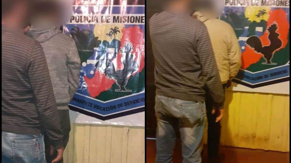 Desarticulan kiosco narco y secuestran armas de fuego en Candelaria