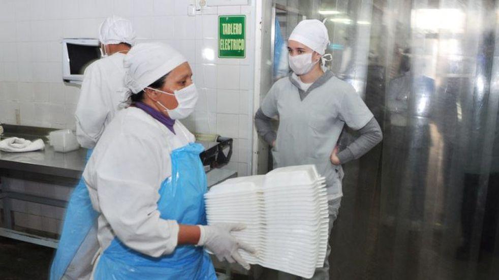 El Paicor comenzó la entrega de los módulos alimentarios de junio
