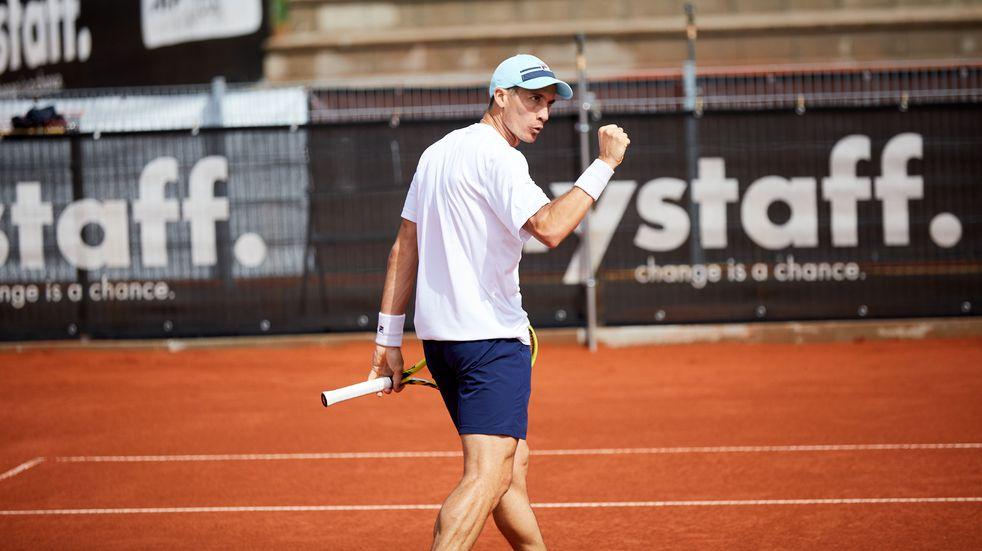 Facundo Bagnis ganó el Challenger de Salzburgo y festejó llorando de alegría