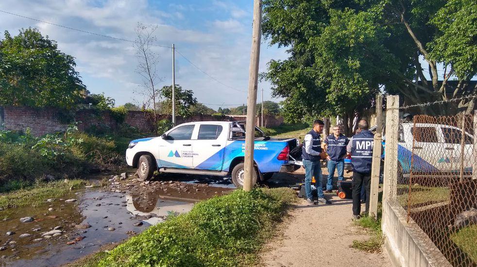 Inseguridad: motochorros robaron un celular y una moto en Alderetes