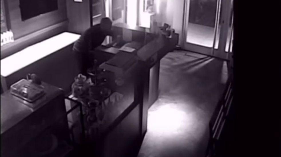 Sin tregua: filman otro robo en un comercio de Alta Córdoba