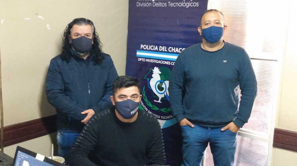 La Policía del Chaco brinda recomendaciones para no caer en estafas virtuales