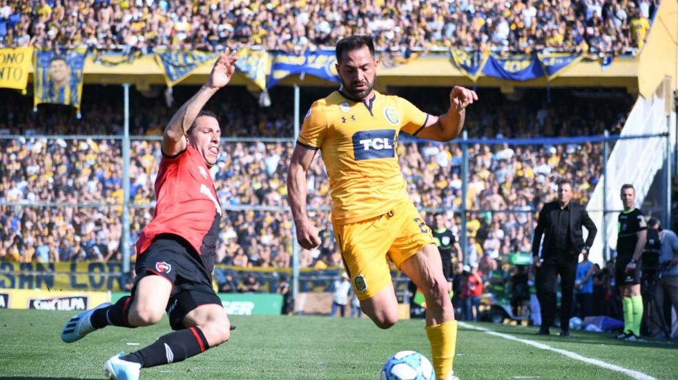Se adelantó el horario del clásico entre Rosario Central y Newell's