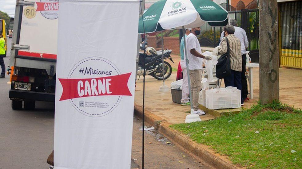 """""""Misiones Carne"""" se encontrará mañana en Santiago de Liniers, 9 de Julio, Fachinal y Profundidad"""