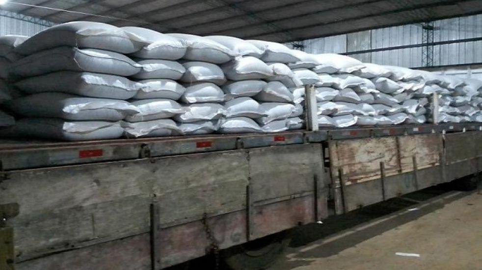 Bernardo de Irigoyen: recuperaron un camión y más de 15 mil kilos de porotos robados