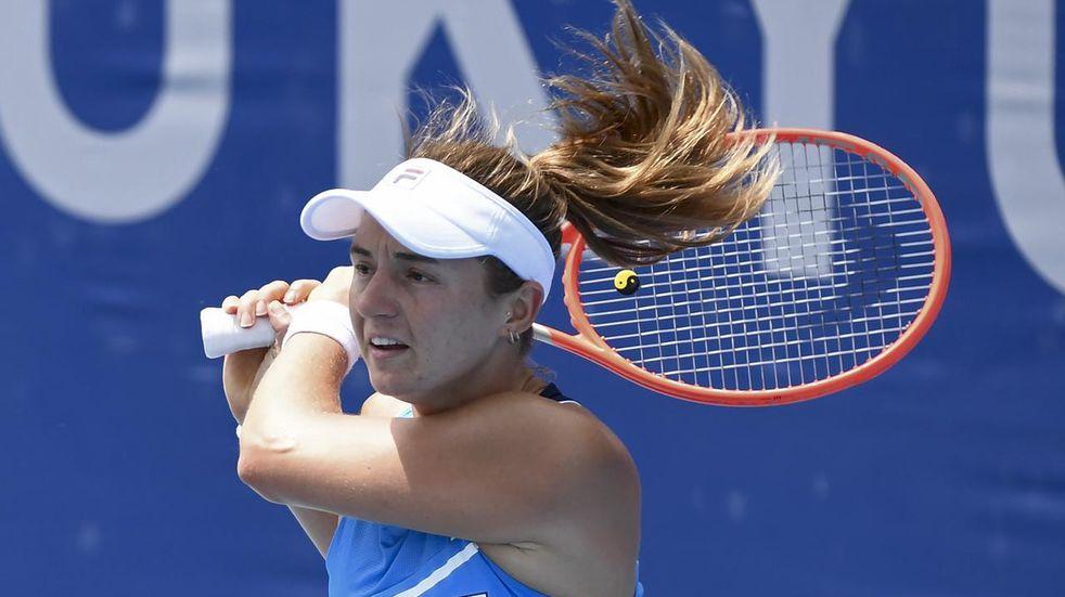 """Nadia Podoroska perdió en los Juegos Olímpicos y se lamentó por los """"nervios"""""""