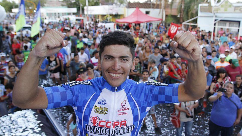 Nicolás Naranjo murió  luego de un accidente sufrido en plena competencia el 12 de setiembre en Mendoza.