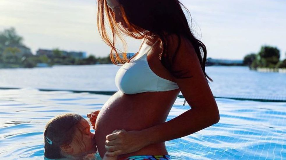 Zaira Nara mostró una foto de su hijo Viggo que enterneció las redes
