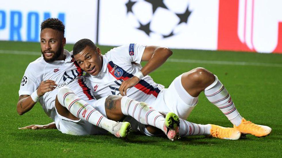 El PSG pasó a las semifinales de la Champions con una remontada en el descuento
