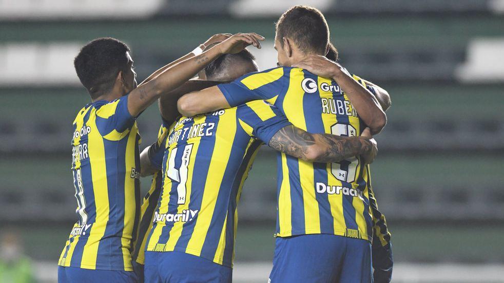 Central enfrentará a Deportivo Táchira en la Copa Sudamericana