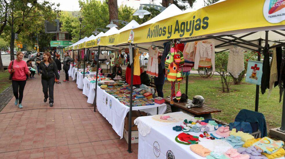 Luján de Cuyo organiza la Feria de Pascuas