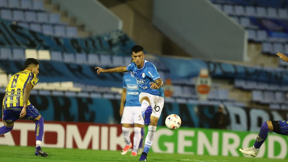 Belgrano se queda sin uno de sus juveniles, que se va a Banfield