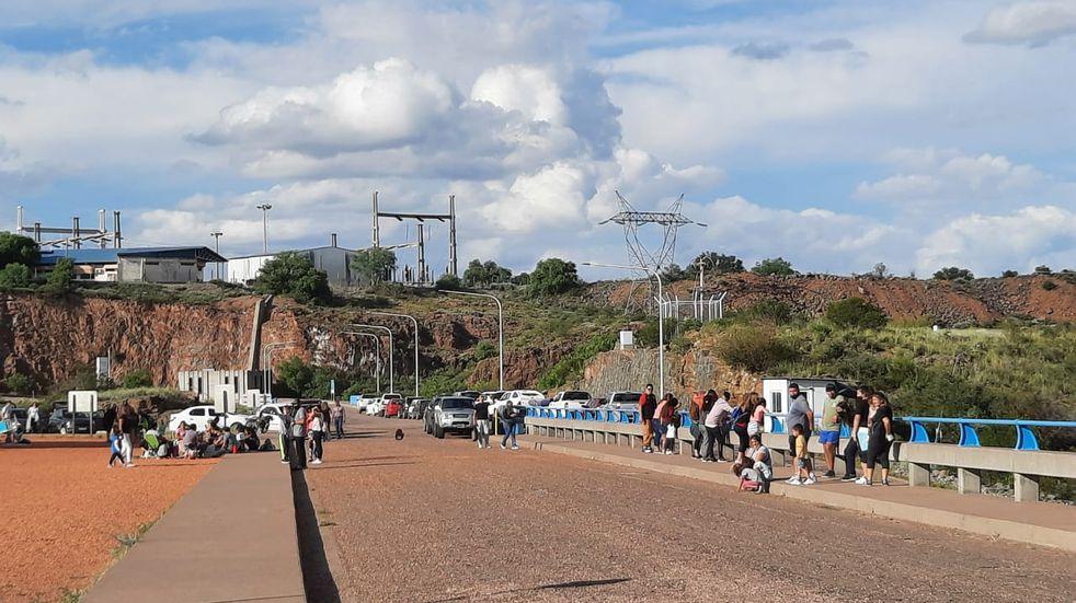 San Rafael fue uno de los destinos más elegidos durante la Seman Santa