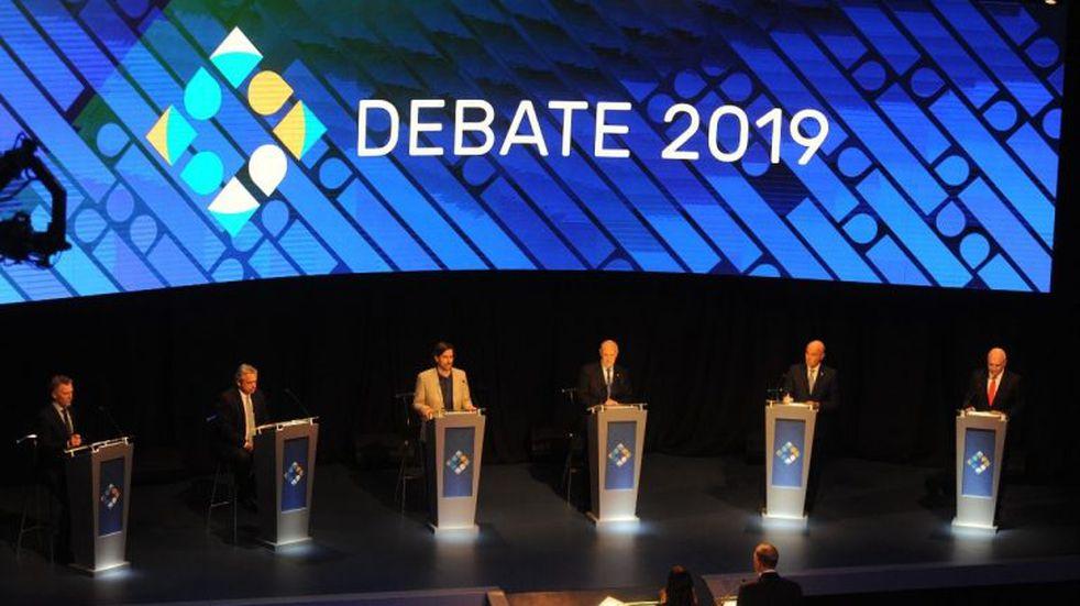 Segundo debate presidencial: cruces y acusaciones entre los candidatos en la Facultad de Derecho de la UBA