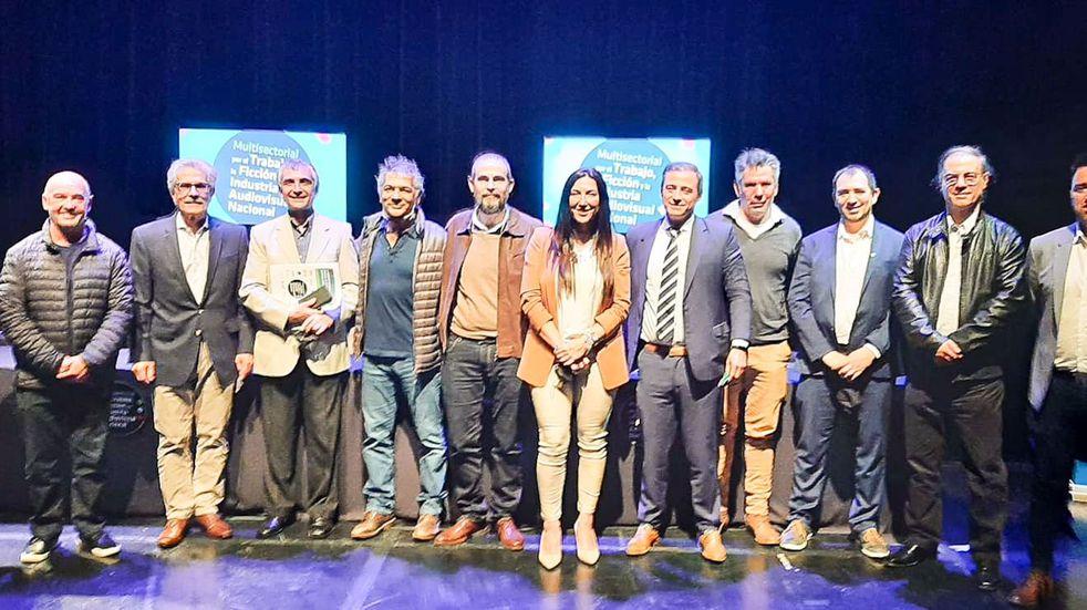 La Televisión Pública Fueguina participó del 5° Congreso Audiovisual