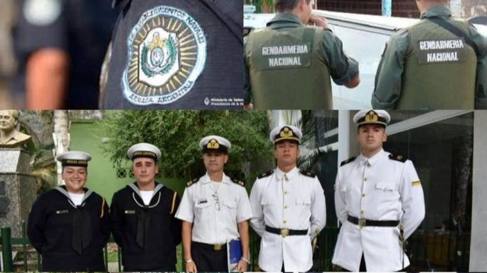 Primera maratón Interfuerzas organizada por la Policía de Coronel Rosales