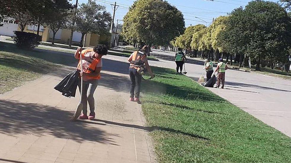 Las Perdices: comenzaron barriendo las calles y hoy son una cooperativa