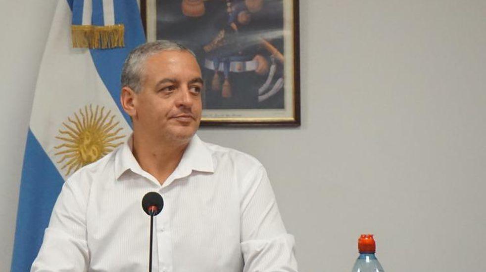 secretario de Derechos Humanos de la Nación, Horacio Pietragalla