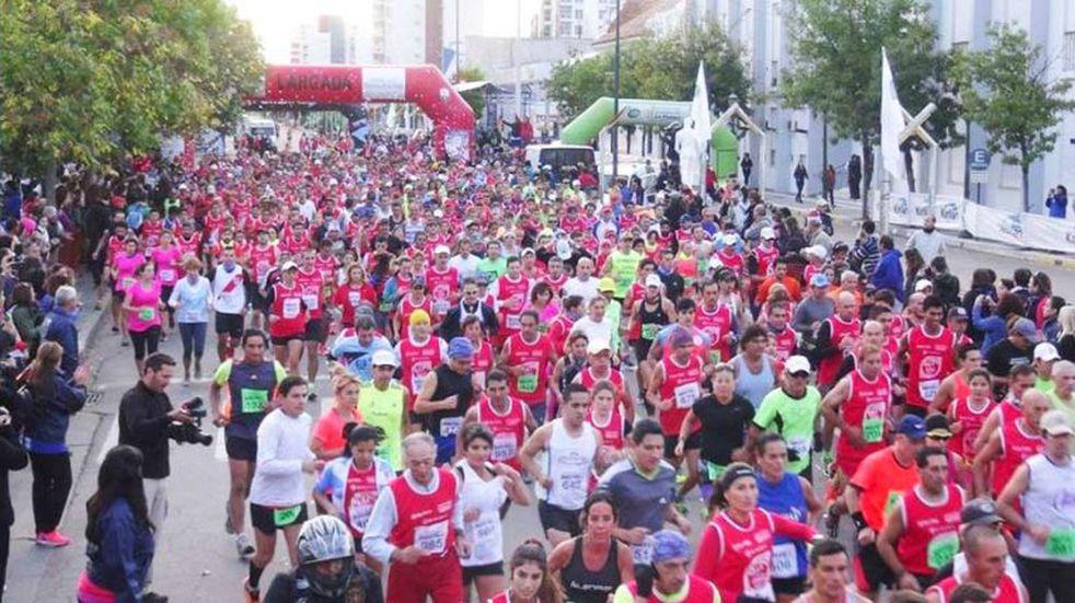 Como medida preventiva por el coronavirus, postergan la Maratón A Pampa Traviesa