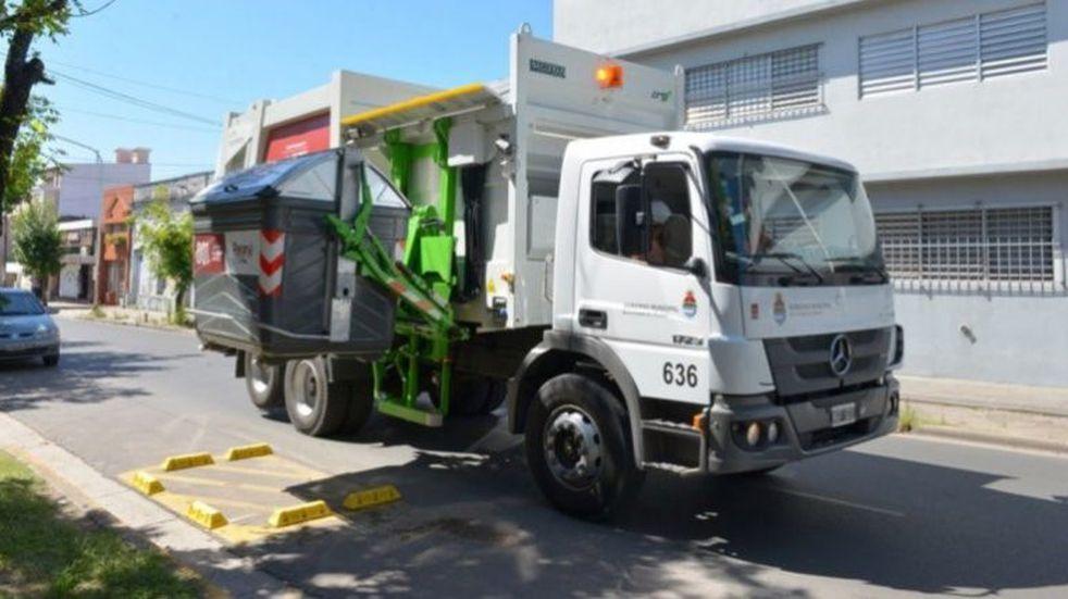 Paraná: así será la recolección de residuos en Semana Santa
