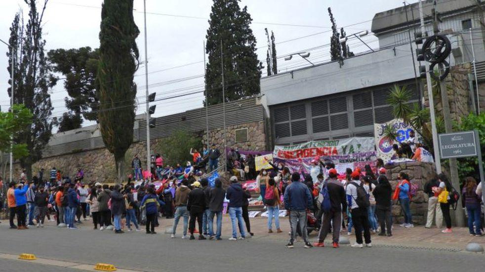 """Jujuy declaró la """"emergencia pública en materia de violencia de género"""""""