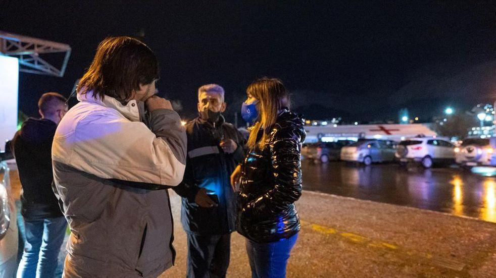 """García: """"En situaciones como esta hay que ser solidarios y ponerse a disposición"""""""