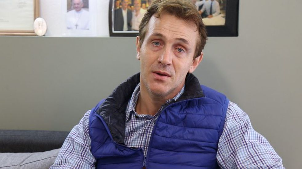 El legislador Ramón Giraldi visitó Miramar de Ansenuza