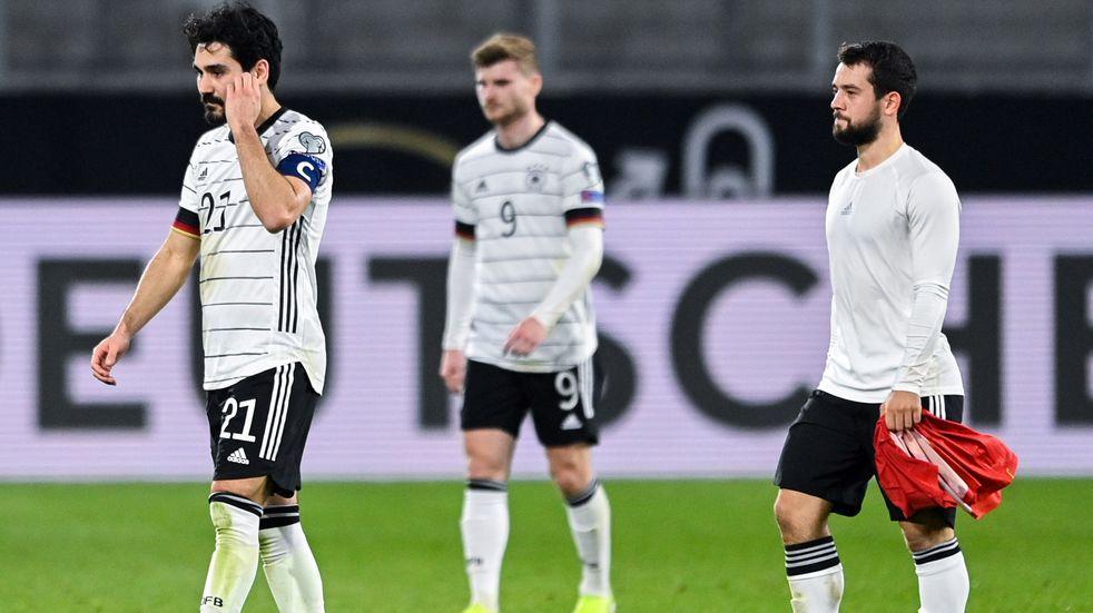 Alemania perdió 2-1 ante Macedonia del Norte en las eliminatorias rumbo a Catar 2022