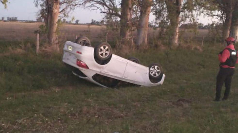 Varios accidentes este fin de semana en Brinkmann y Balnearia