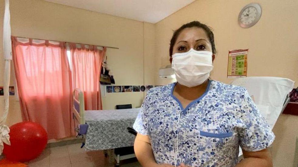 Una médica del hospital de Embarcación obtuvo un reconocimiento internacional