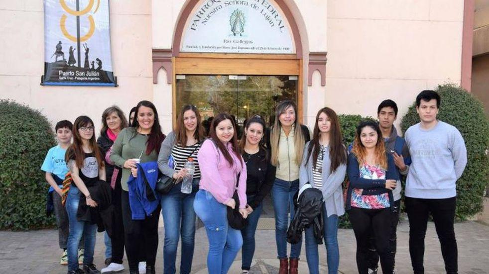 Turismo Municipal brindó visitas guiadas
