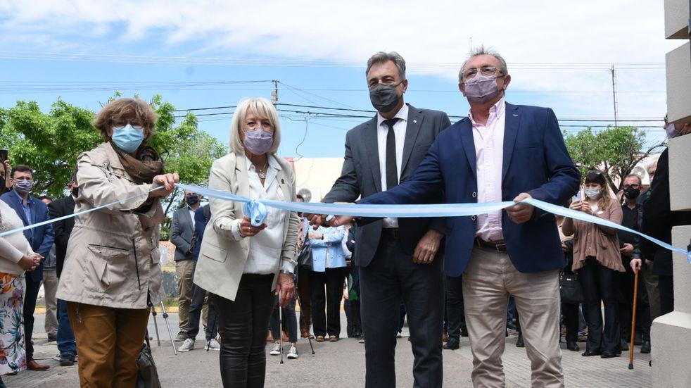 Quedó inaugurada la Muestra Anual Institucional de la Sociedad Rural de Rafaela