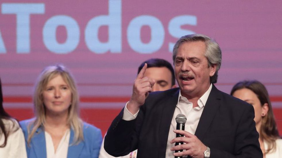 Alberto Fernández le respondió los saludos a todos los presidentes de la región