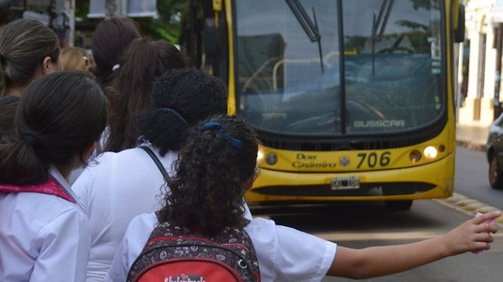 Cómo tramitar el boleto estatal estudiantil gratuito en Misiones