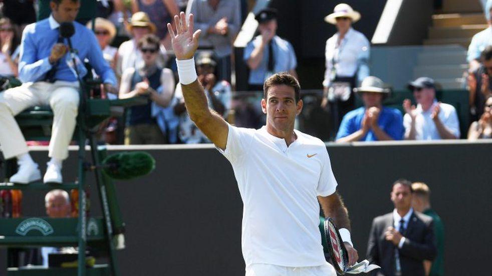 Cuatro argentinos se metieron en segunda ronda de Wimbledon