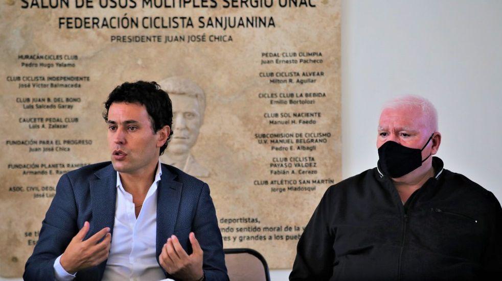 San Juan debatió el regreso a las competencias de fútbol