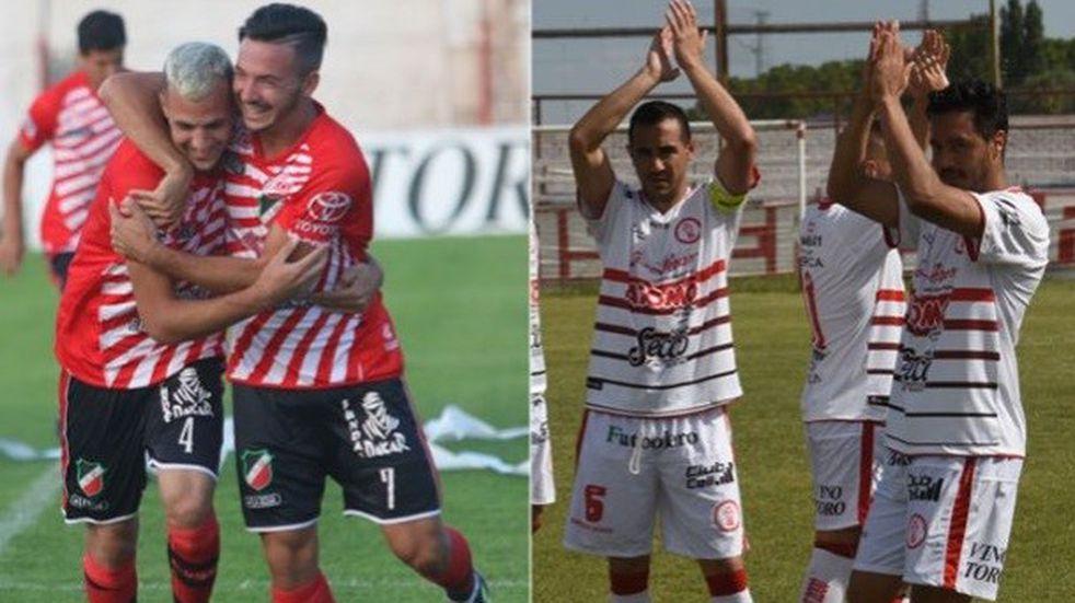 Federal A: Maipú y Huracán Las Heras ya conocen a sus rivales