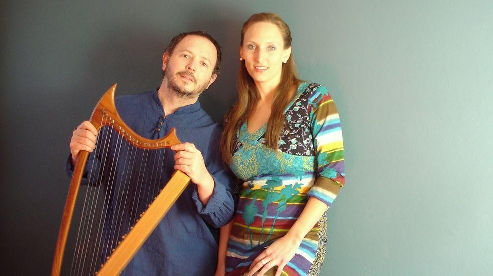 Este domingo se presentará el dúo Nautas integrado por Ramiro Albino y Griselda López Zalba. Gobierno de Mendoza