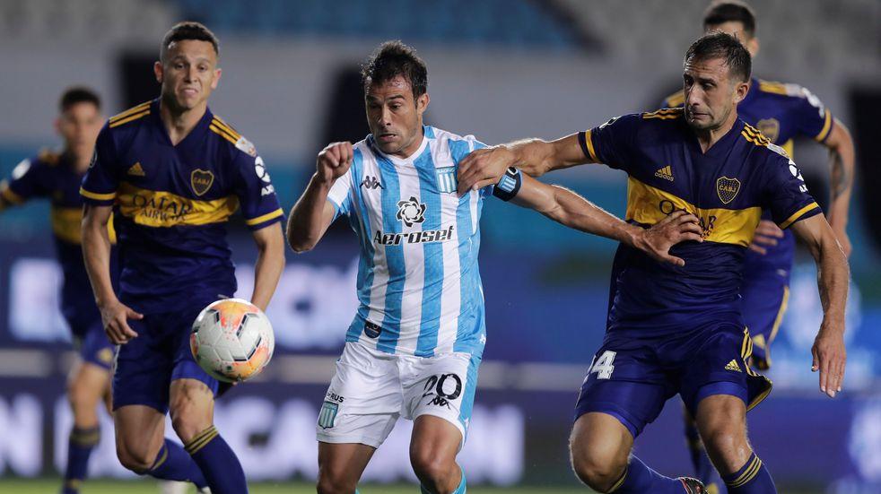 Boca le ganó 2-0 a Racing y se metió en las semifinales de la Copa  Libertadores | Vía País